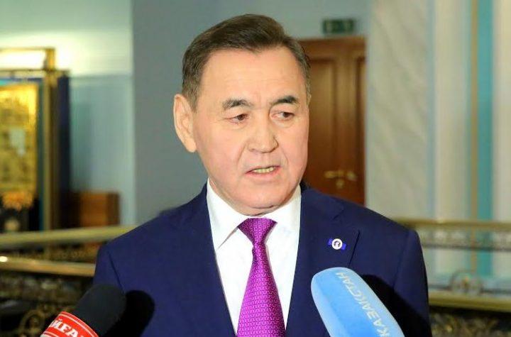 Махмуд Касымбеков