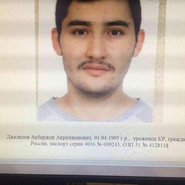 Акбаржон Джалилов. Фото из соцсетей