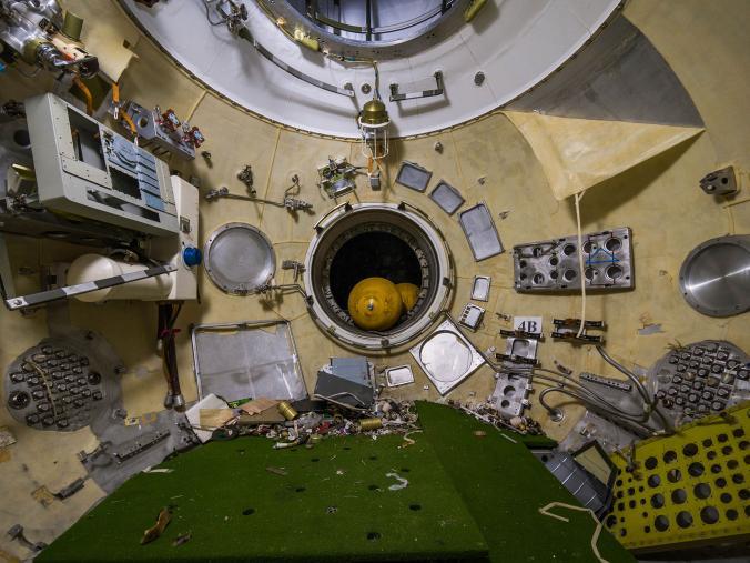Байконур, Буран, космос, фото National Geographic