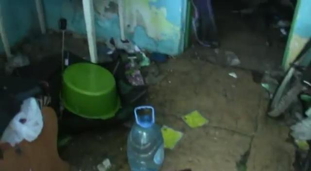 горе-мамаша из Алматы превратила дом в помойку