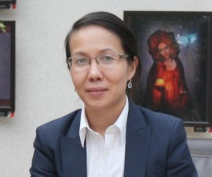 Алия Молдабекова