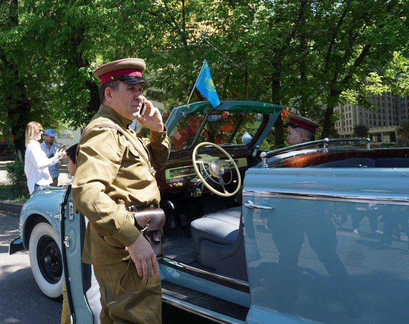 Фото Бориса Бузина, День Победы