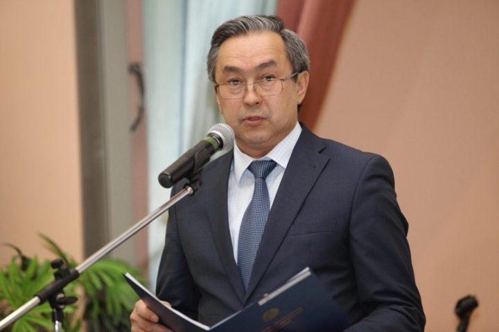 Бекен Сейдахметов. Фото: inform.kz