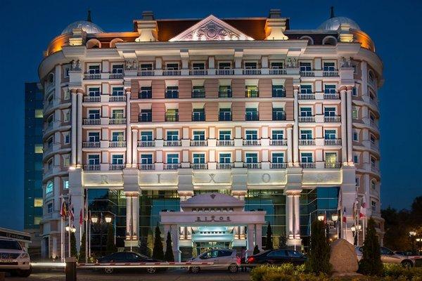 Отели,хостелы Астана