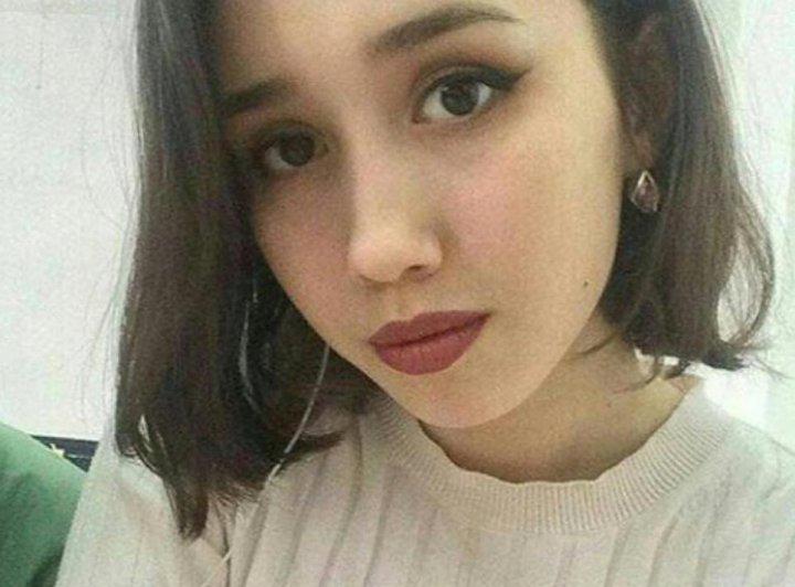Пропавшая девушка. Фото из соцсетей