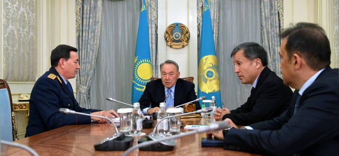 назарбаев масимов касымов
