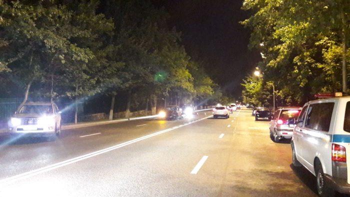 массовое дтп по достык в ночь на 23 июня