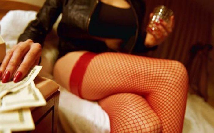 будни проститутки