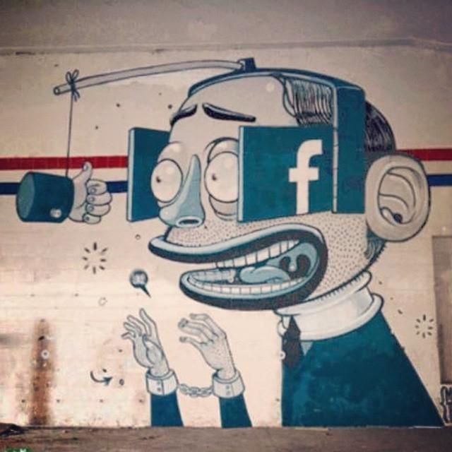Facebook, социальные сети, манипуляция