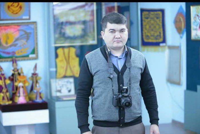 А. Букенов
