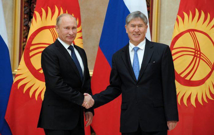 Напост президента Кыргызстана выдвинули премьера