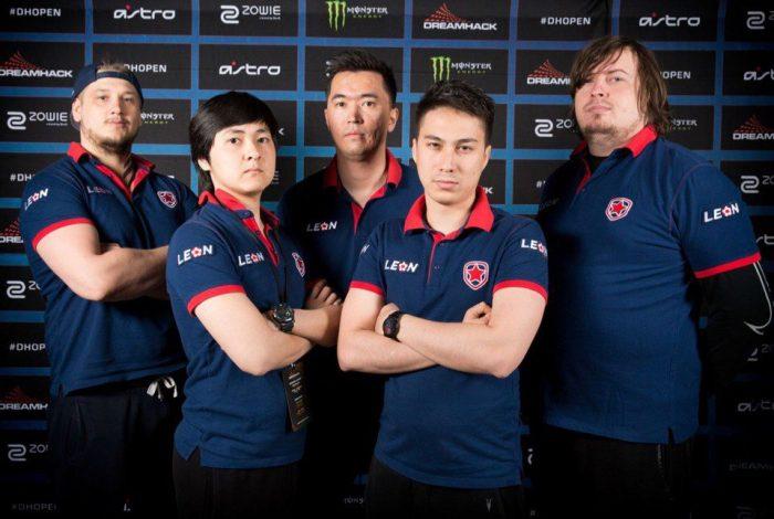 Команда Gambit Esports