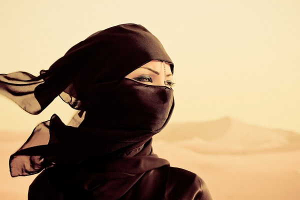 чадра паранджа хиджаб