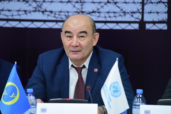 Марат Когамов