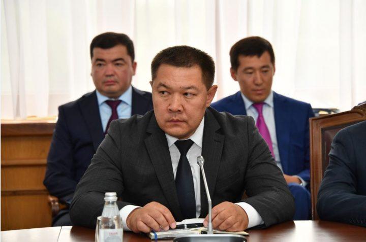 Шахмерден Рыспаев