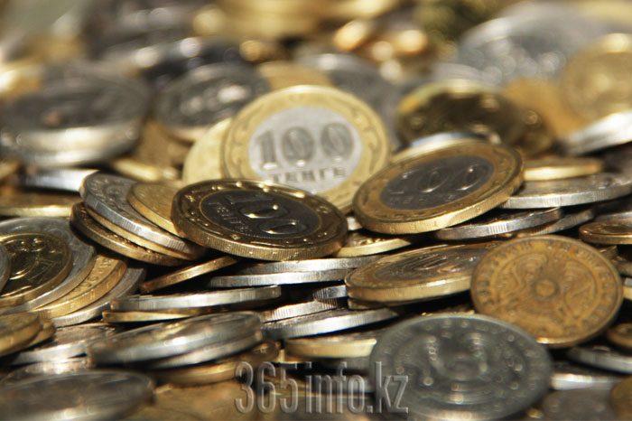монеты, тенге