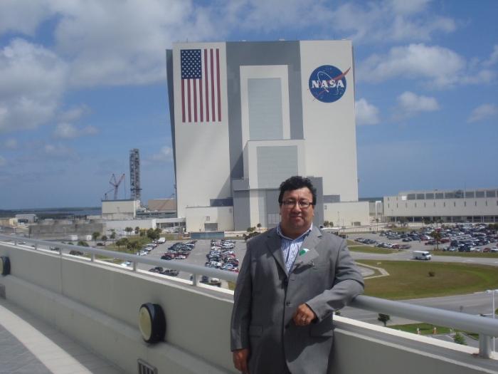 первый казах, работавший в NASA