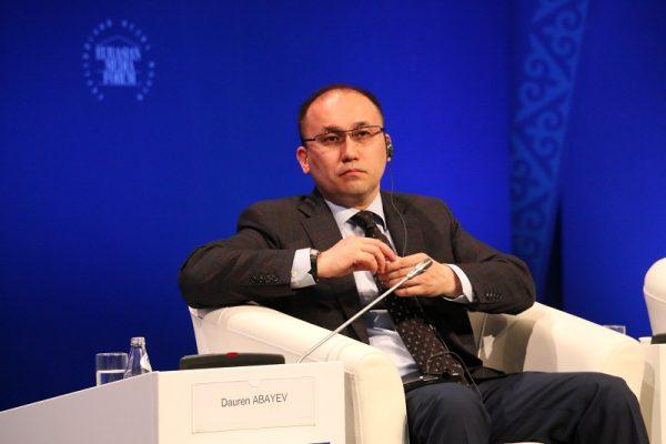 Даурен Абаев
