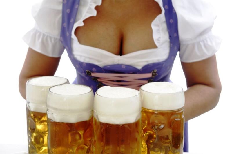 Открытка пиво попьем