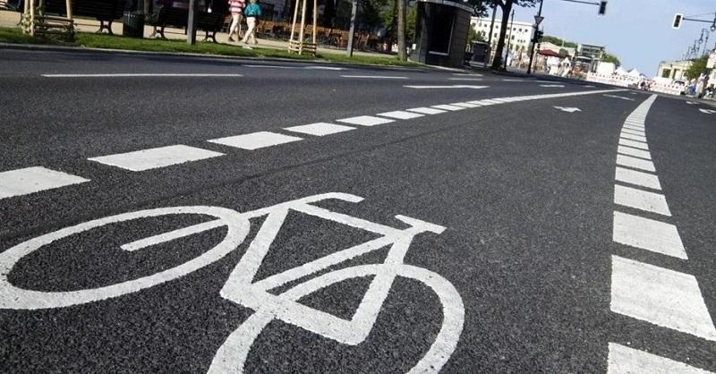 велодорожка в Алматы