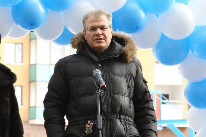 Андрей Лукин в Астане вручил ключи от квартир по программе «Нурлы жол». Источник Казинформ