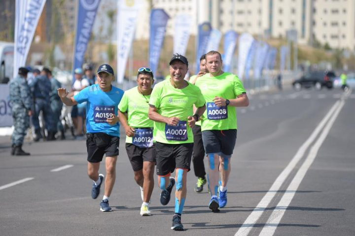 Победитель Астанинского марафона ШОС получит 4,5 млн тенге