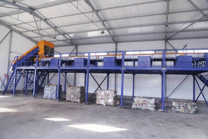 мусороперерабатывающий завод в талдыкоргане