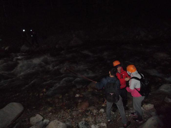 спасение в горах Алматы