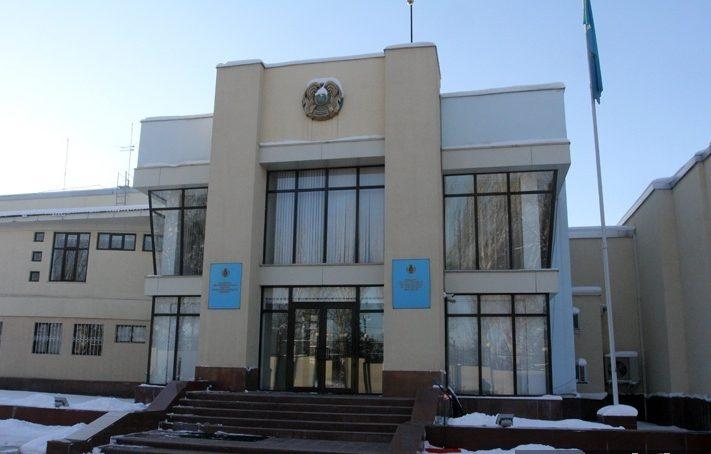 Посольство Казахстана в Бишкеке. Фото: vb.kg