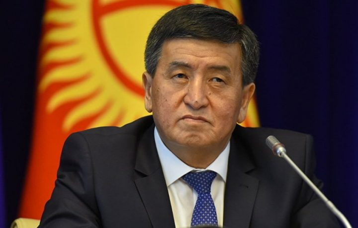 Президенты РФ иКазахстана поздравили нового президента Кыргызстана