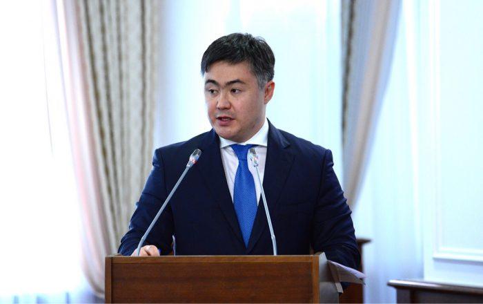 Тимур Сулейменов. Фото: пресс-служба премьер-министра РК