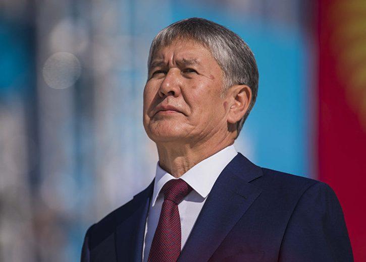 А. Атамбаев
