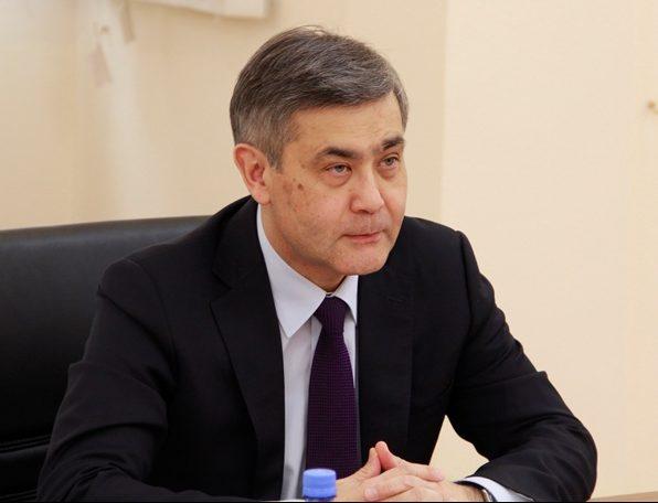 Н. Ермекбаев