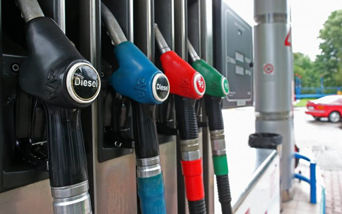 Бензин топливо