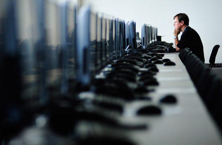 Блокировка компьютер