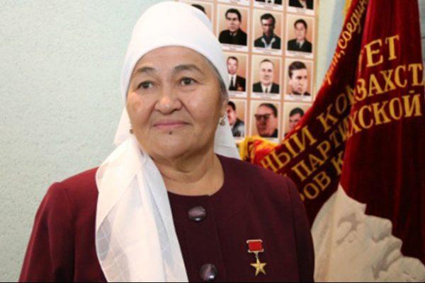 Камшат Доненбаева