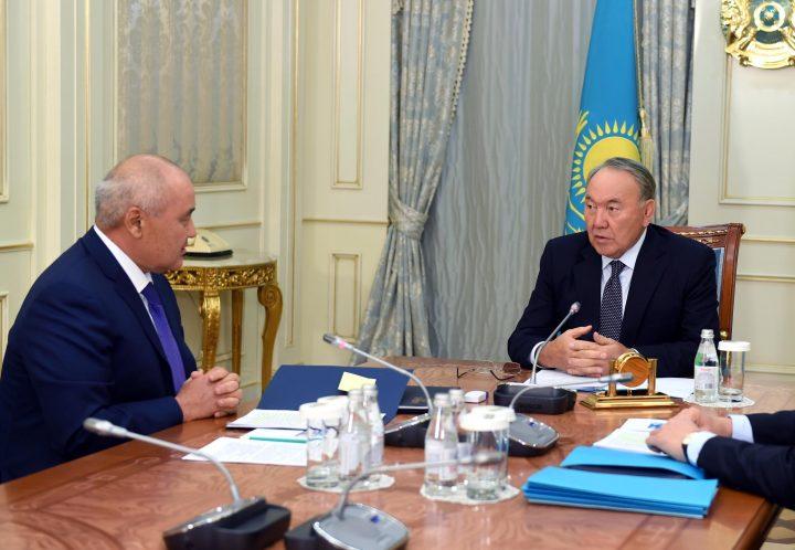 Шукеев Назарбаев