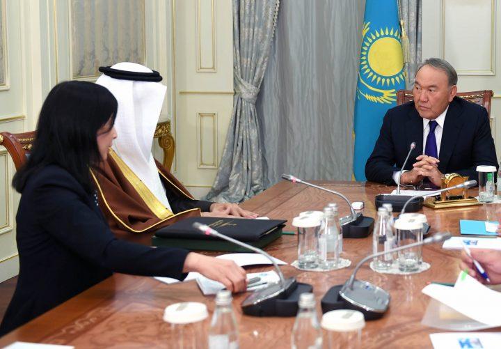Назарбаев Сауд