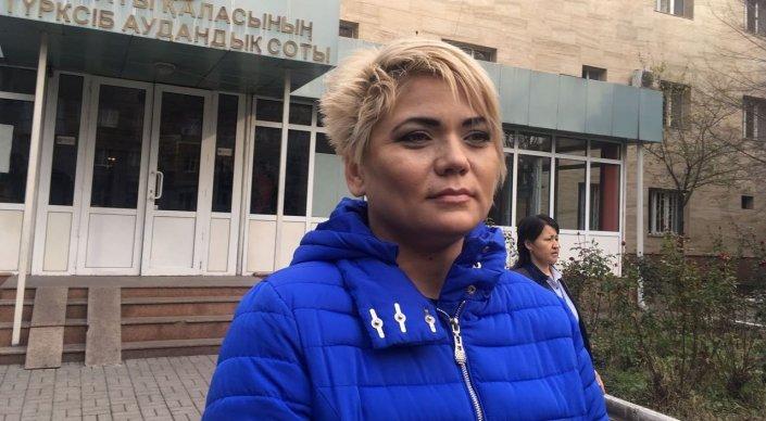 Наталья Слекишина. Фото: Tengrinews.kz