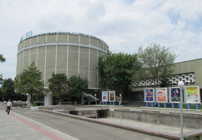Дом Кино в Ташкенте