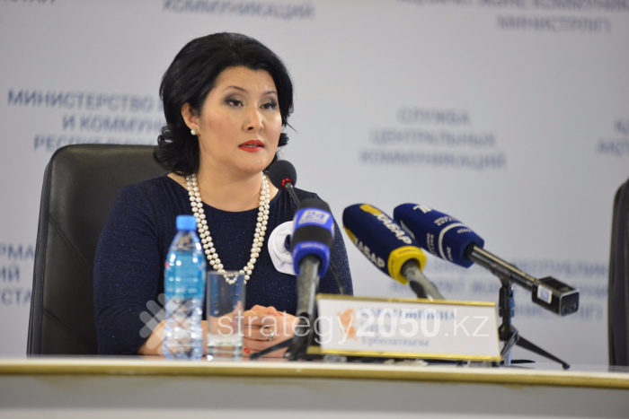 Прокурор отказалась отвечать на вопрос журналиста на русском языке, фото-1