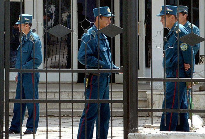милиция узбекистана