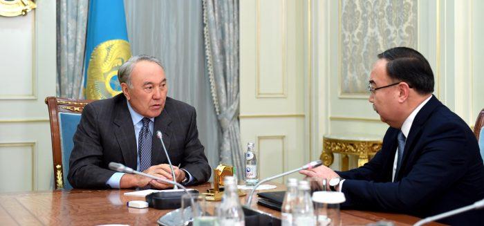 назарбаев и казыханов