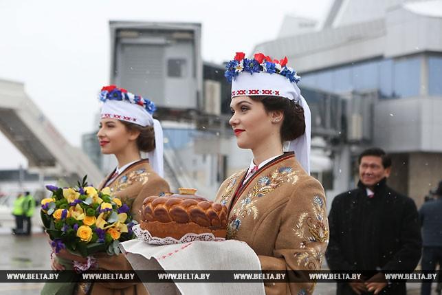 назарбаев в минске
