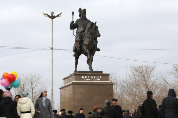 памятник кет-буге