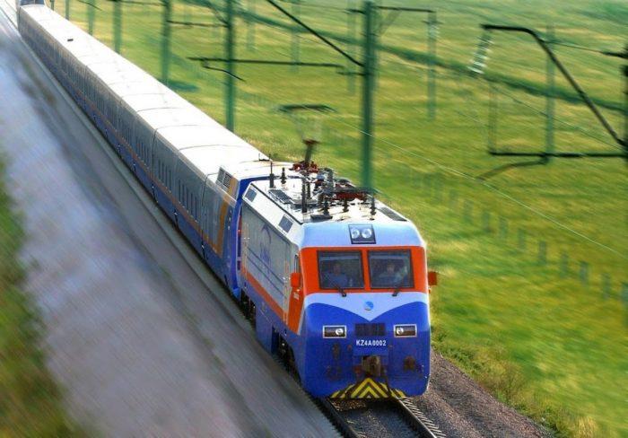 тальго поезд