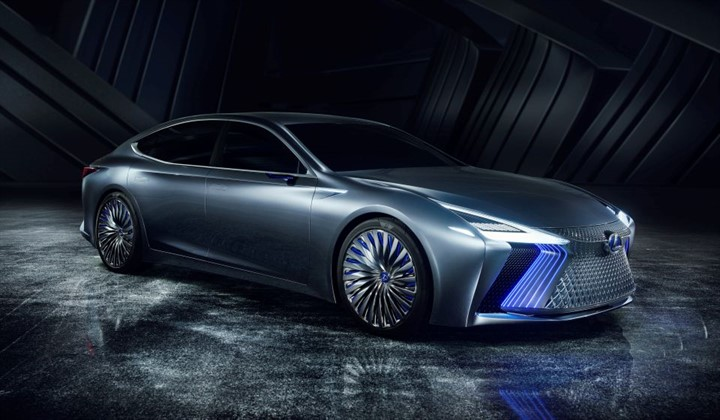 Машины будущего: 10 самых крутых экспонатов токийского автосалона 2017
