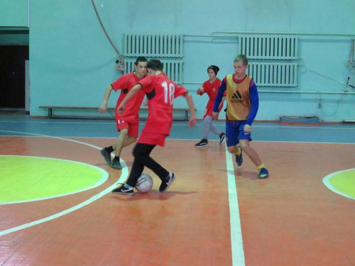 турнир по мини-футболу в караганде