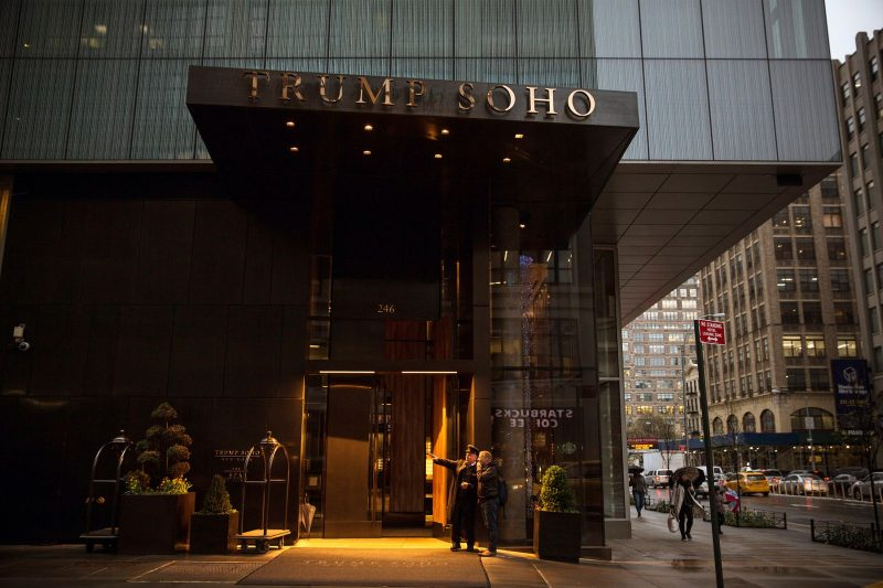 Пропавшие миллионы Аблязова и отель Трампа SoHo, фото-2