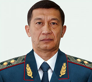 Генерал-лейтенант Адхам Ахмедбаев